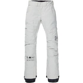 Burton Summit Pants Gore-Tex Women, solution dyed light gray